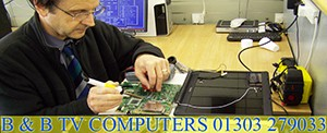 Laptop Repairs Folkestone
